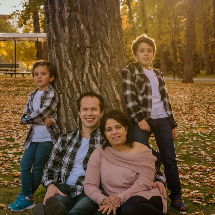 Calgary portrait family photographer Auburn Bay photography