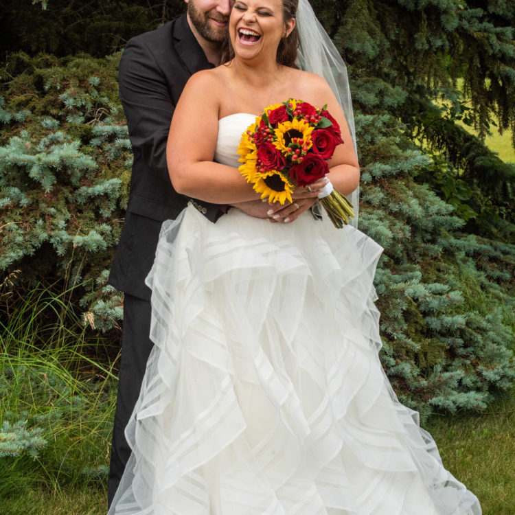 Calgary wedding photographer, Emerald Lake